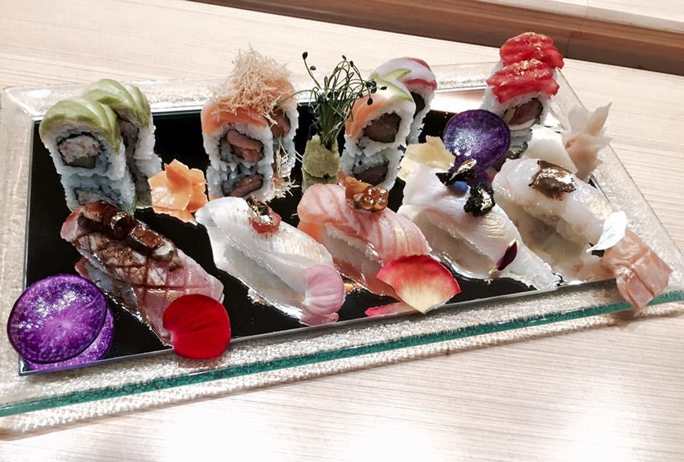 轍米を使って頂いているミラノの日本料理店SUSHI B MILANO