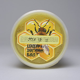 轍セレクト・モンゴル蜂蜜