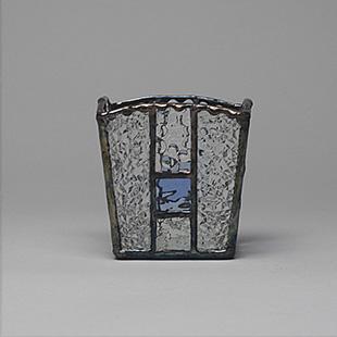 ステンドグラスのテーブルウェア